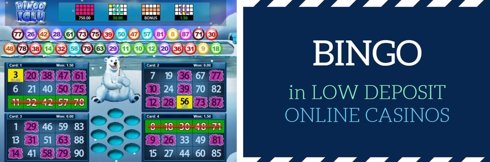 online bingo no minimum deposit