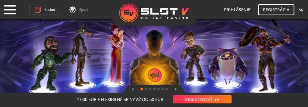 SlotV Kasino