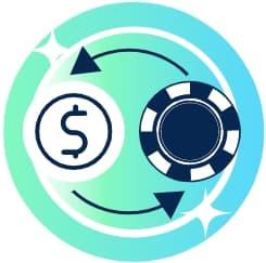 Обмін в онлайн казино