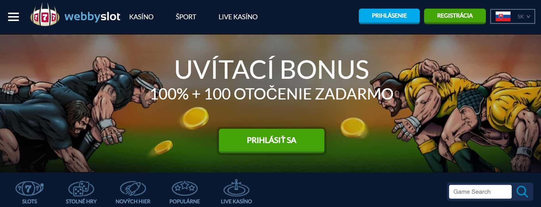online kasino slovensko