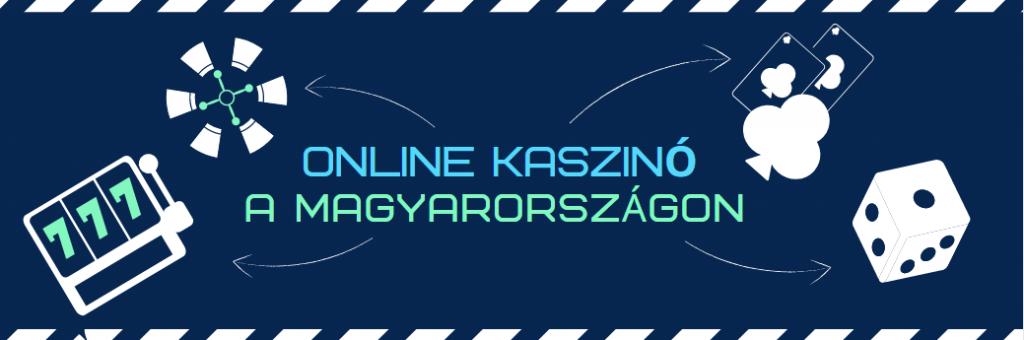 online kaszino Magyarországon
