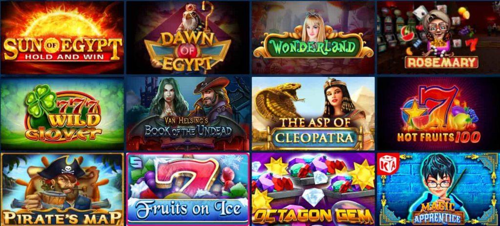 casino z онлайн слотове