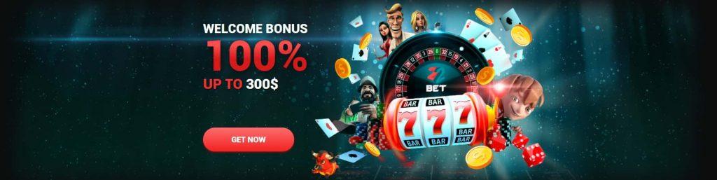 real money 22bet casino banner